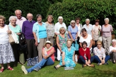 Outing to Tresilian House Melton July 2017